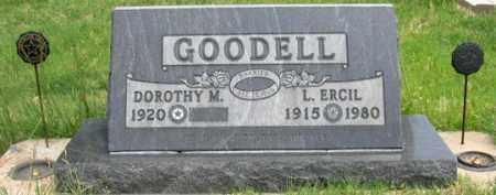 CARLOCK GOODELL, DOROTHY M. - Dundy County, Nebraska | DOROTHY M. CARLOCK GOODELL - Nebraska Gravestone Photos