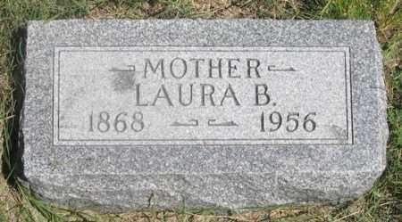 EDMONDS GORTHY, LAURA B. - Dundy County, Nebraska | LAURA B. EDMONDS GORTHY - Nebraska Gravestone Photos