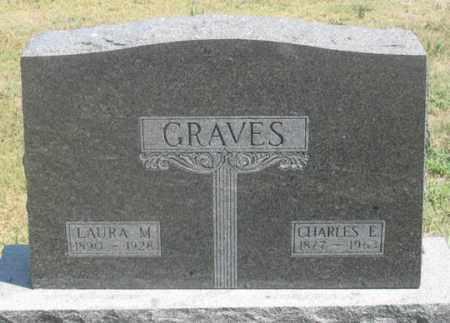 GRAVES, CHARLES E. - Dundy County, Nebraska | CHARLES E. GRAVES - Nebraska Gravestone Photos