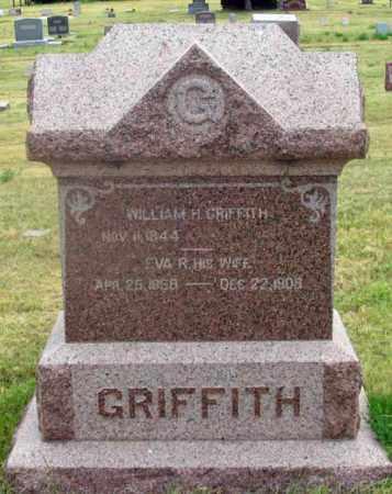 GRIFFITH, EVA R. - Dundy County, Nebraska   EVA R. GRIFFITH - Nebraska Gravestone Photos