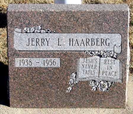 HAARBERG, JERRY L. - Dundy County, Nebraska | JERRY L. HAARBERG - Nebraska Gravestone Photos