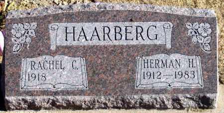 ROSCHEWSKI HAARBERG, RACHEL C. - Dundy County, Nebraska | RACHEL C. ROSCHEWSKI HAARBERG - Nebraska Gravestone Photos