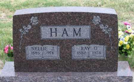 HAM, RAY O. - Dundy County, Nebraska | RAY O. HAM - Nebraska Gravestone Photos