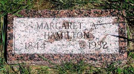 PARKS HAMILTON, MARGARET A. - Dundy County, Nebraska | MARGARET A. PARKS HAMILTON - Nebraska Gravestone Photos