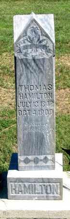 HAMILTON, THOMAS - Dundy County, Nebraska | THOMAS HAMILTON - Nebraska Gravestone Photos