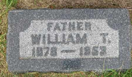 HANSEN, WILLIAM T. - Dundy County, Nebraska | WILLIAM T. HANSEN - Nebraska Gravestone Photos
