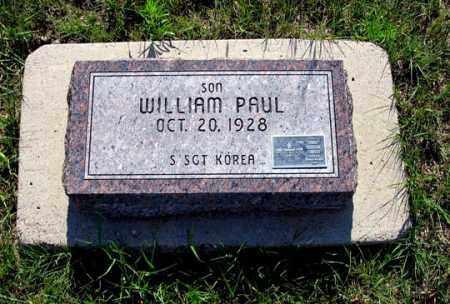 HARDWICK, WILLIAM PAUL - Dundy County, Nebraska   WILLIAM PAUL HARDWICK - Nebraska Gravestone Photos