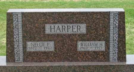 HARPER, WILLIAM HENRY - Dundy County, Nebraska | WILLIAM HENRY HARPER - Nebraska Gravestone Photos