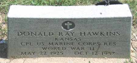 HAWKINS, DONALD RAY - Dundy County, Nebraska | DONALD RAY HAWKINS - Nebraska Gravestone Photos