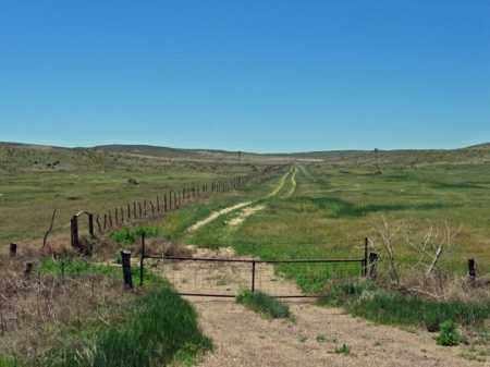 *HAYWARD CEMETERY, ENTRANCE - Dundy County, Nebraska | ENTRANCE *HAYWARD CEMETERY - Nebraska Gravestone Photos