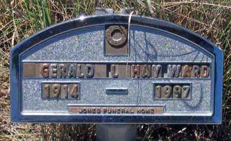 "HAYWARD, GERALD L. ""JIGGS"" - Dundy County, Nebraska | GERALD L. ""JIGGS"" HAYWARD - Nebraska Gravestone Photos"