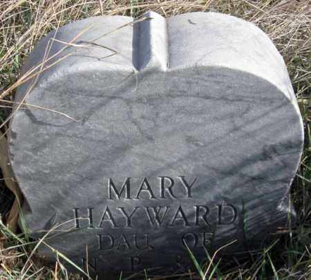 BRYNOFF HAYWARD, MARY - Dundy County, Nebraska | MARY BRYNOFF HAYWARD - Nebraska Gravestone Photos