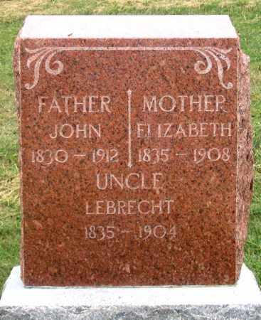 HENKEL, JOHN - Dundy County, Nebraska   JOHN HENKEL - Nebraska Gravestone Photos