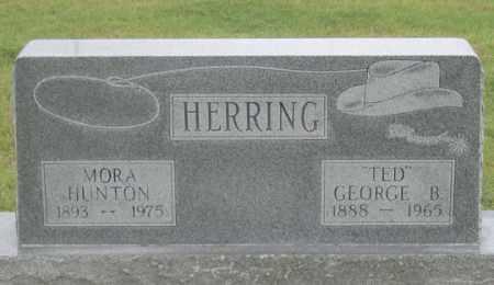 HERRING, MORA - Dundy County, Nebraska | MORA HERRING - Nebraska Gravestone Photos