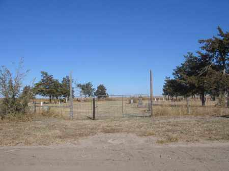 *HIAWATHA CEMETERY, ENTRANCE - Dundy County, Nebraska | ENTRANCE *HIAWATHA CEMETERY - Nebraska Gravestone Photos