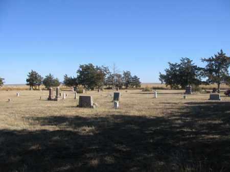 *HIAWATHA CEMETERY, VIEW - Dundy County, Nebraska | VIEW *HIAWATHA CEMETERY - Nebraska Gravestone Photos