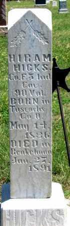 HICKS, HIRAM - Dundy County, Nebraska   HIRAM HICKS - Nebraska Gravestone Photos