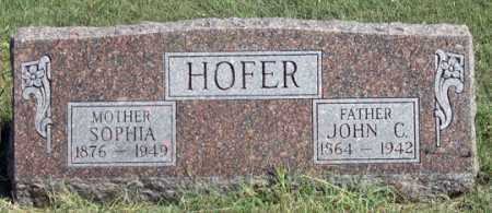 MILLER HOF, SOPHIA - Dundy County, Nebraska   SOPHIA MILLER HOF - Nebraska Gravestone Photos