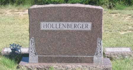 HOLLENBERGER, GEORGE FAMILY GRAVE SITE - Dundy County, Nebraska | GEORGE FAMILY GRAVE SITE HOLLENBERGER - Nebraska Gravestone Photos