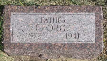 HOLLENBERGER, GEORGE - Dundy County, Nebraska | GEORGE HOLLENBERGER - Nebraska Gravestone Photos