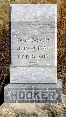 HOOKER, WILLIAM - Dundy County, Nebraska | WILLIAM HOOKER - Nebraska Gravestone Photos
