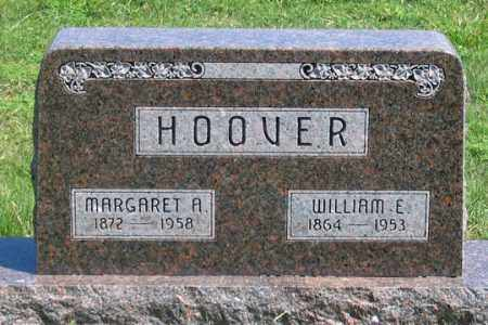 HOOVER, WILLIAM E. - Dundy County, Nebraska | WILLIAM E. HOOVER - Nebraska Gravestone Photos