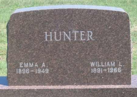 HUNTER, WILLIAM LEE - Dundy County, Nebraska | WILLIAM LEE HUNTER - Nebraska Gravestone Photos