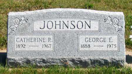 JOHNSON, CATHERINE R. - Dundy County, Nebraska | CATHERINE R. JOHNSON - Nebraska Gravestone Photos