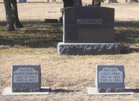 JOHNSON, JAMES FAMILY GRAVE SITE - Dundy County, Nebraska | JAMES FAMILY GRAVE SITE JOHNSON - Nebraska Gravestone Photos