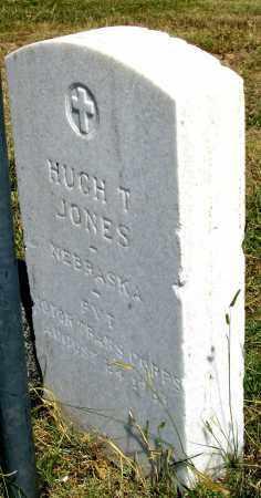 JONES, HUGH T. - Dundy County, Nebraska | HUGH T. JONES - Nebraska Gravestone Photos