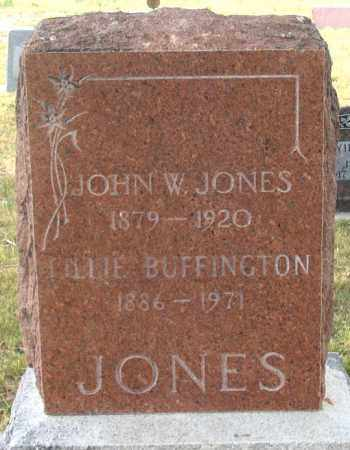 JONES, LILLIE M. - Dundy County, Nebraska | LILLIE M. JONES - Nebraska Gravestone Photos