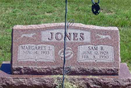 BIBLE JONES, MARGARET L. - Dundy County, Nebraska | MARGARET L. BIBLE JONES - Nebraska Gravestone Photos