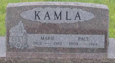MARTIN KAMLA, MARIE FRANCES - Dundy County, Nebraska   MARIE FRANCES MARTIN KAMLA - Nebraska Gravestone Photos