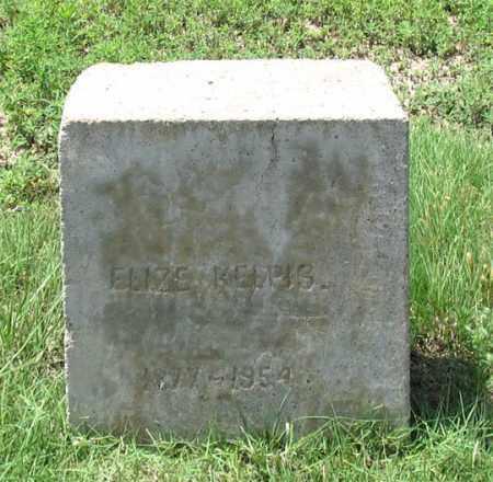 KELPIS, ELIZE - Dundy County, Nebraska   ELIZE KELPIS - Nebraska Gravestone Photos
