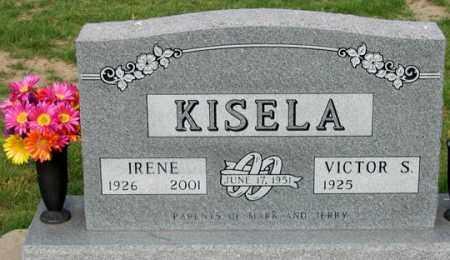 MILLER KISELA, IRENE - Dundy County, Nebraska | IRENE MILLER KISELA - Nebraska Gravestone Photos