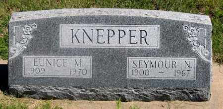 KNEPPER, EUNICE M. - Dundy County, Nebraska | EUNICE M. KNEPPER - Nebraska Gravestone Photos