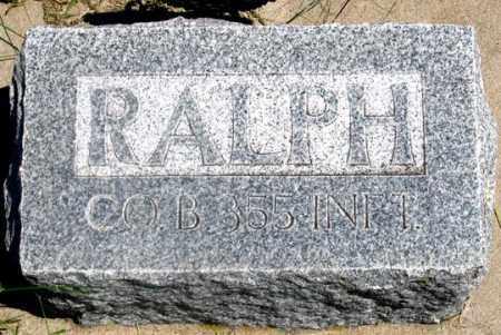 KNEPPER, RALPH - Dundy County, Nebraska   RALPH KNEPPER - Nebraska Gravestone Photos