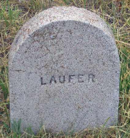 LAUFER, CHRISTIAN - Dundy County, Nebraska | CHRISTIAN LAUFER - Nebraska Gravestone Photos
