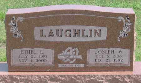 LAUGHLIN, JOSEPH W. - Dundy County, Nebraska | JOSEPH W. LAUGHLIN - Nebraska Gravestone Photos