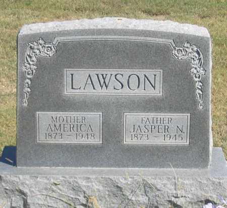LAWSON, JASPER N. - Dundy County, Nebraska | JASPER N. LAWSON - Nebraska Gravestone Photos