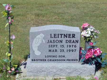 LEITNER, JASON DEAN - Dundy County, Nebraska   JASON DEAN LEITNER - Nebraska Gravestone Photos