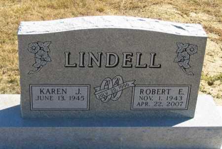 LINDELL, KAREN J. - Dundy County, Nebraska   KAREN J. LINDELL - Nebraska Gravestone Photos