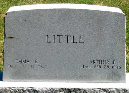 LITTLE, ARTHUR B. - Dundy County, Nebraska | ARTHUR B. LITTLE - Nebraska Gravestone Photos