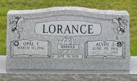 ADMIRE LORANCE, OPAL I. - Dundy County, Nebraska | OPAL I. ADMIRE LORANCE - Nebraska Gravestone Photos