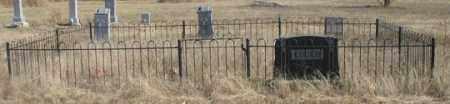 LOUCH, FAMILY ENCLOSURE - Dundy County, Nebraska | FAMILY ENCLOSURE LOUCH - Nebraska Gravestone Photos