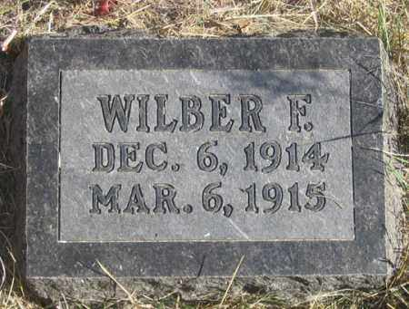 LOUCH, WILBER F. - Dundy County, Nebraska   WILBER F. LOUCH - Nebraska Gravestone Photos