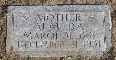 LUKHEART, ALMEDA - Dundy County, Nebraska | ALMEDA LUKHEART - Nebraska Gravestone Photos