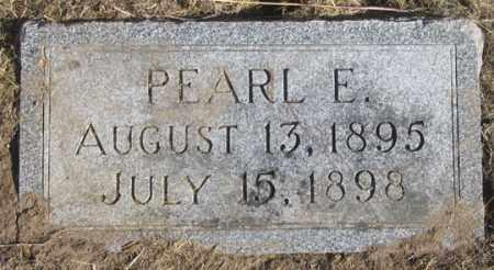 LUKHEART, PEARL E. - Dundy County, Nebraska | PEARL E. LUKHEART - Nebraska Gravestone Photos
