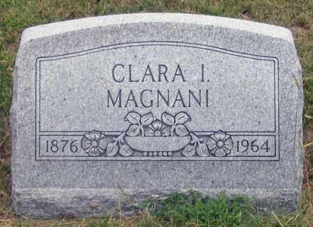 CLARK MAGNANI, CLARA I. - Dundy County, Nebraska | CLARA I. CLARK MAGNANI - Nebraska Gravestone Photos