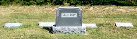 MALLORY, CHARLES FAMILY GRAVE SITE - Dundy County, Nebraska | CHARLES FAMILY GRAVE SITE MALLORY - Nebraska Gravestone Photos